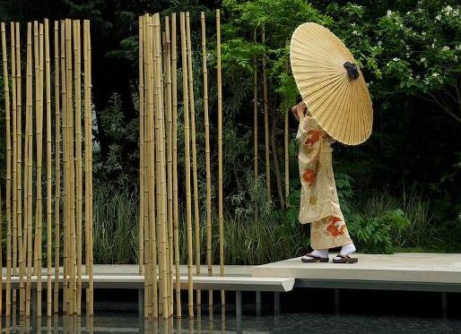 Modern japanese garden design taste of japan for Modern japanese garden